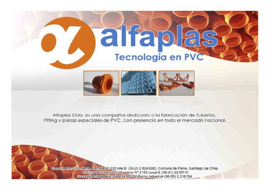 Ofertas de Gobantes, catálogo alfaplas