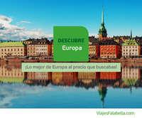 Viaja a Europa