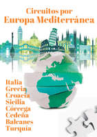Ofertas de Europamundo, Circuitos por Europa Mediterránea_2017