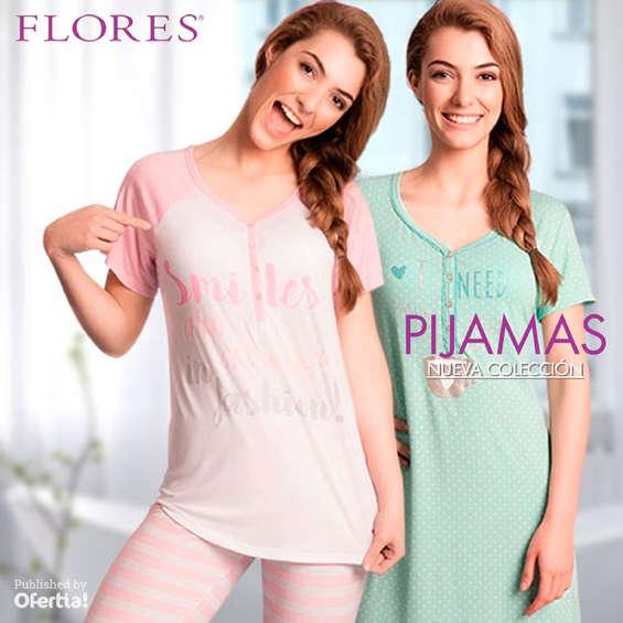 Ofertas de Flores, Pijamas