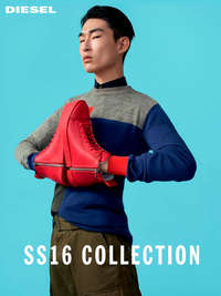SS16 Collection - Hombre
