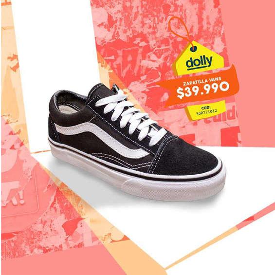Ofertas de Dolly, zapatillas