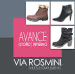 Ofertas de Via Rosmini, avance otoño invierno