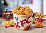 Ofertas de KFC, nuevos kentucky