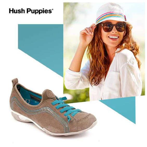 Ofertas de Hush Puppies, verano mujer