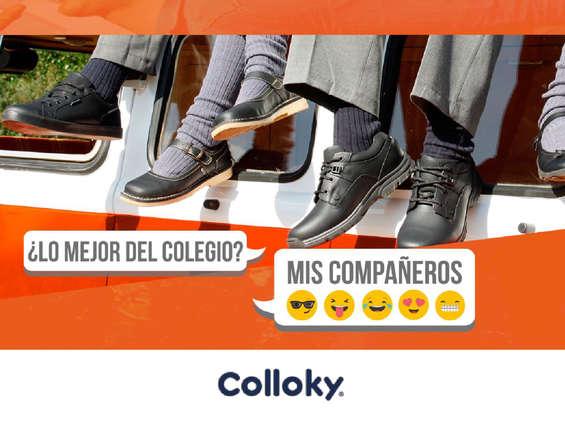 Ofertas de Colloky, Zapatos Escolares