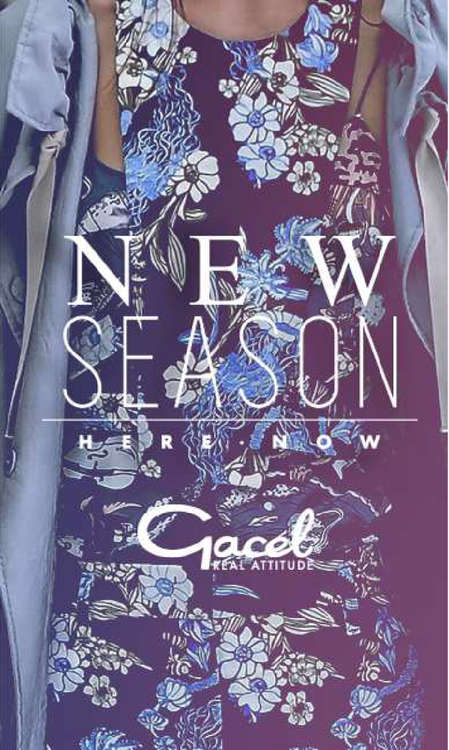 Ofertas de Gacel, new season