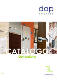 catálogo quincallería