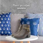 Ofertas de Azaleia, adelanto zapatos