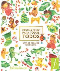 Guía de regalos niños 2016