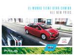 Ofertas de Toyota, all new prius