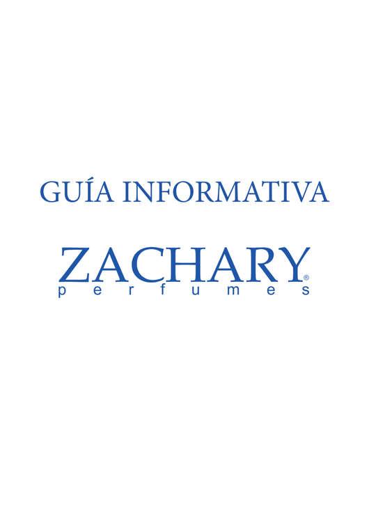Ofertas de Zachary Perfumes, guia de productos