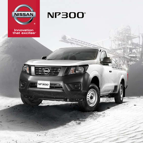 Ofertas de Nissan, Nueva Nissan NP300