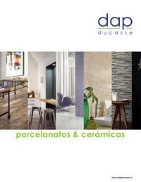 catálogo cerámicas & porcelanatos