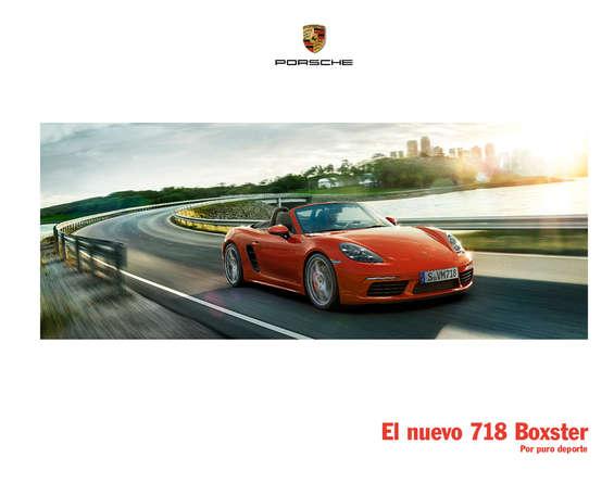 Ofertas de Ditec Automóviles, Nuevo 718 Boxter