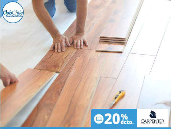 Ofertas de Banco CrediChile, 20% De descuento en Carpenter