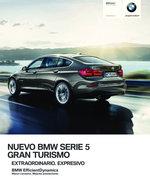 Ofertas de BMW, Nuevo BMW Serie 5 Gran Turismo. Extraordinario. Expresivo