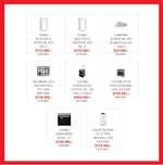 Ofertas de Albin Trotter, Ofertas-venta especial