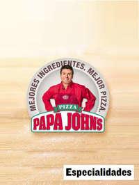 especialidades pizzas