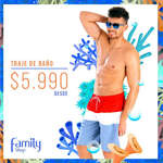 Ofertas de Family Shop, verano family shop