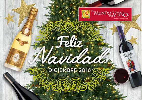 Ofertas de El Mundo del Vino, feliz navidad