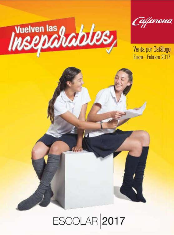 Ofertas de Caffarena, Inserto escolar