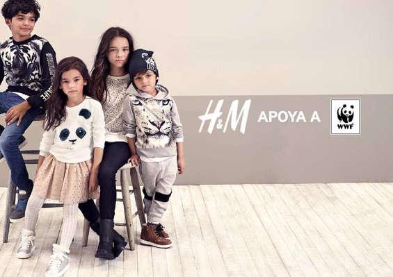 Ofertas de H&M, lookbook niños