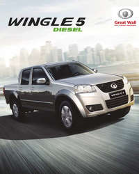 Great Wall Wingle 5 Diesel