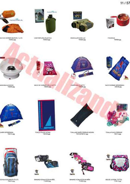 Ofertas de Juguetes Kayser, adelanto catálogo