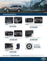 Ofertas de Land Rover, accesorios invierno
