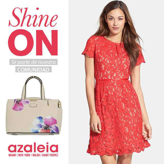 Ofertas de Azaleia, shine on