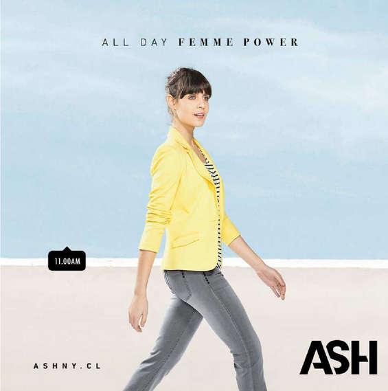 Ofertas de Ash, primavera