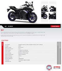 Motos Sport Calle