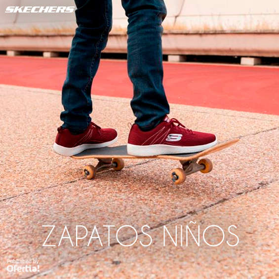 Ofertas de Skechers, Zapatos Niños