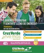 Ofertas de Cruz Verde, VIVE MÁS