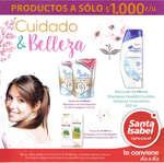 Ofertas de Santa Isabel, cuidado&belleza