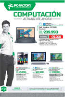 Ofertas de PC Factory, computación