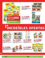 Ofertas de Tottus, Catálogo de ofertas
