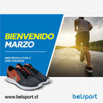 Ofertas de Belsport, regreso a clases