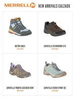 Ofertas de Merrell, new arrivals calzado
