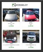 Ofertas de Rosselot, autos usados