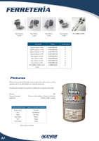 Ofertas de Acenor, catálogo de productos