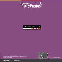 Oportunidad Puntos Ripley 28feb