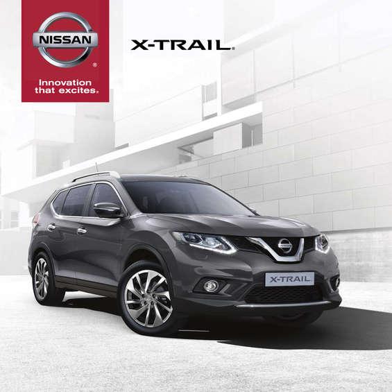 Ofertas de Nissan, Nissan X Trail