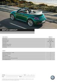 nuevo beetle cabriolet