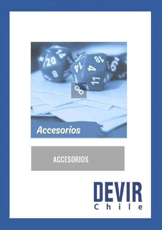 Ofertas de Devir, Accesorios