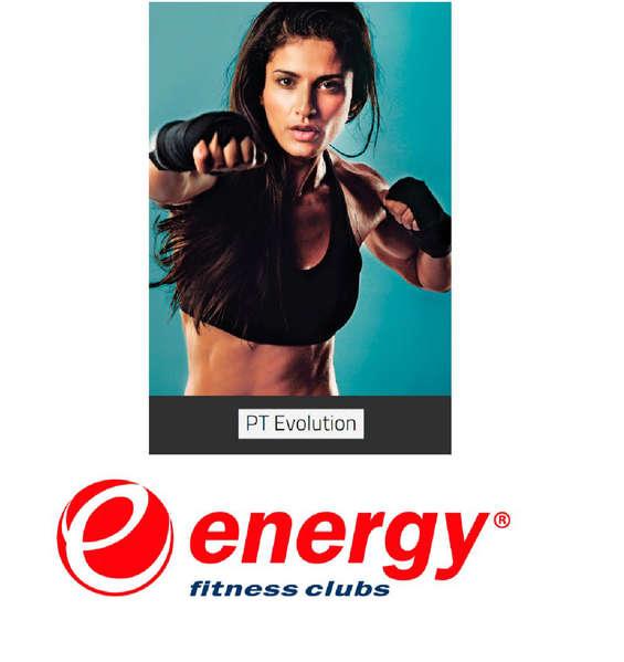 Ofertas de Energy, Ejercítate: PT Evolution