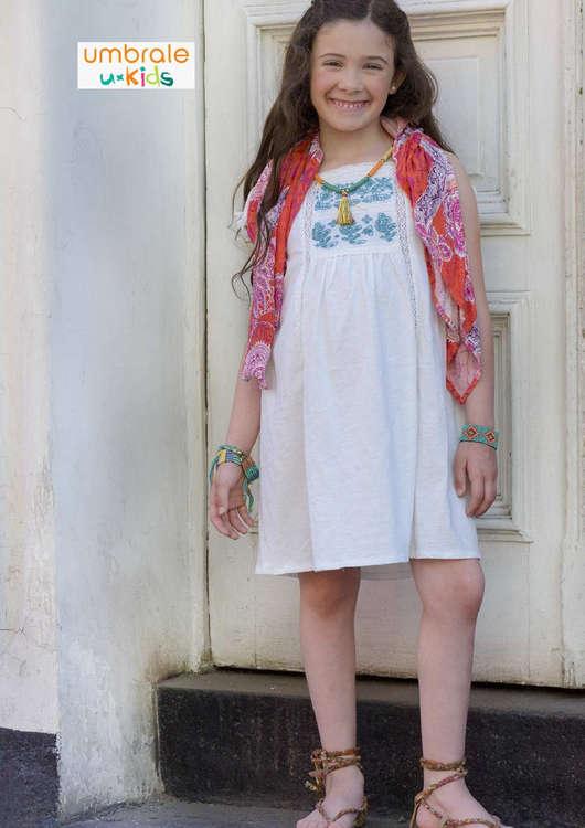 Ofertas de Umbrale Kids, Lookbook verano
