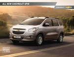 Ofertas de Chevrolet, all new chevrolet spin