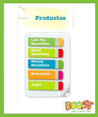 Productos Boost